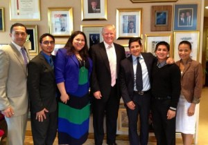 Donald Trump Meets DREAMers
